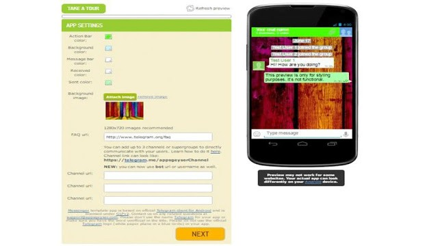 how to create Own Android Messenger App Without Coding Skills