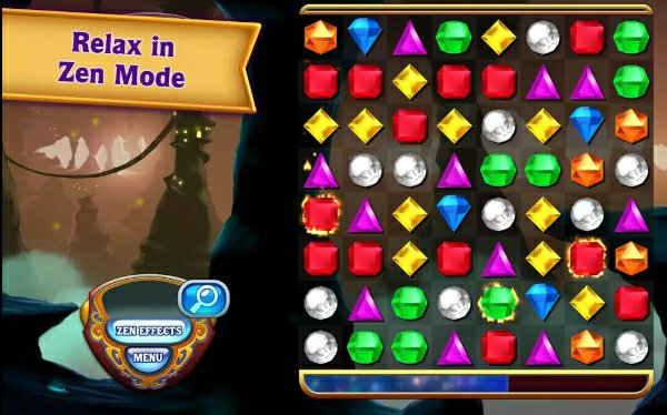 Bejeweled Classic - Best Games Like Candy Crush
