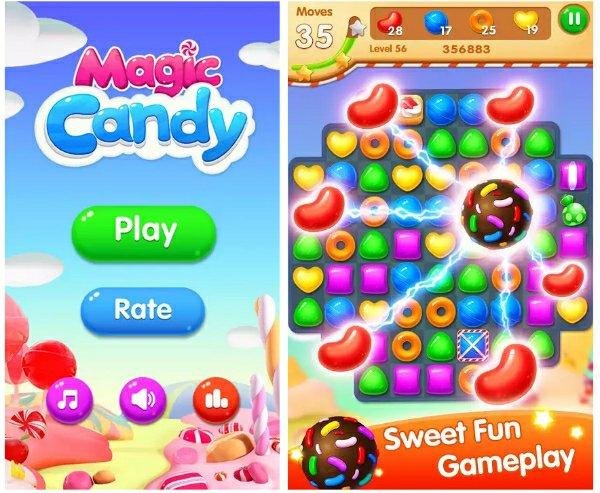 Sweet Fever Games Like Candy Crush saga