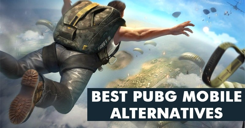 PUBG Alternative games