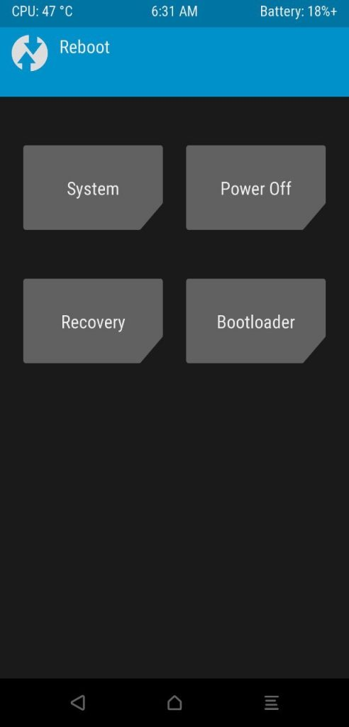 How to Install TWRP and Root Xiaomi Poco F1 4