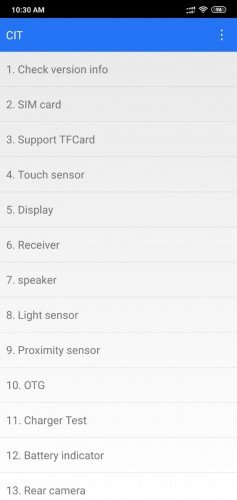 How to enable Engineering Mode on Xiaomi? 1