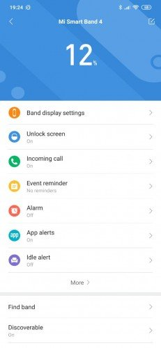 How to install a custom watch face on Xiaomi Mi Band 4? 3