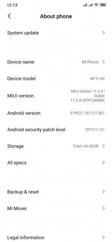 What are the benefits of switching MIUI Region on Xiaomi smartphones? 4
