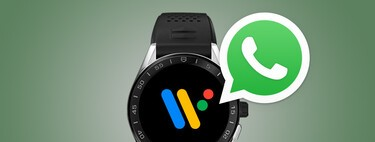 WhatsApp on a Wear OS smartwatch: how to use it and what you can do