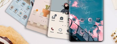 21 recommended themes for One UI, the customization layer of Samsung mobiles