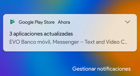 Play Store Notifications